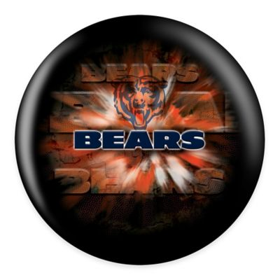 NFL Chicago Bears 6 lb. Bowling Ball