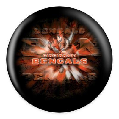 NFL Cincinnati Bengals 15 lb. Bowling Ball