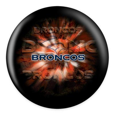 NFL Denver Broncos 8 lb. Bowling Ball