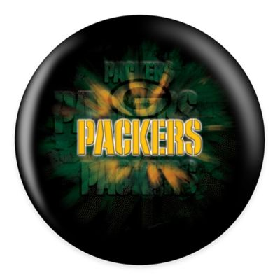 NFL Green Bay Packers 14 lb. Bowling Ball