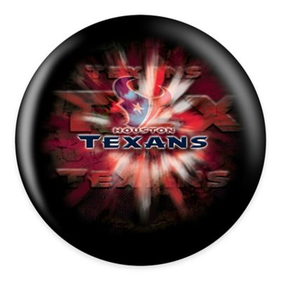 NFL Houston Texans 8 lb. Bowling Ball