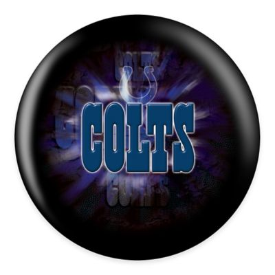 NFL Indianapolis Colts 10 lb. Bowling Ball