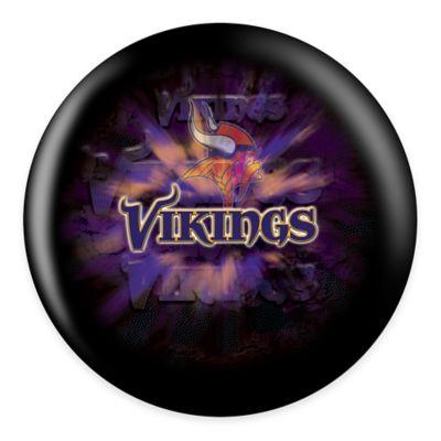 NFL Minnesota Vikings 6 lb. Bowling Ball