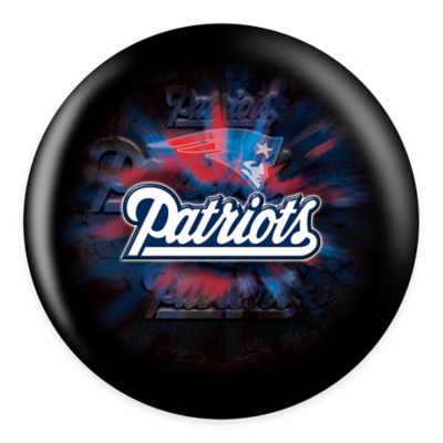 NFL New England Patriots 8 lb. Bowling Ball
