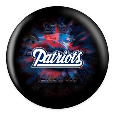 NFL New England Patriots 12 lb. Bowling Ball