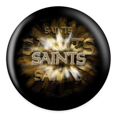 NFL New Orleans Saints 14 lb. Bowling Ball