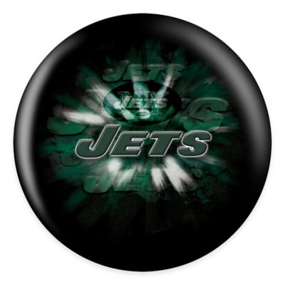 NFL New York Jets 14 lb. Bowling Ball