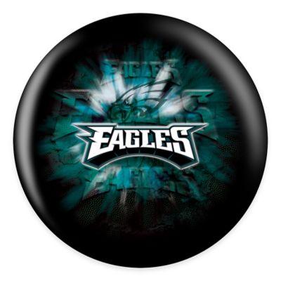 NFL Philadelphia Eagles 14 lb. Bowling Ball