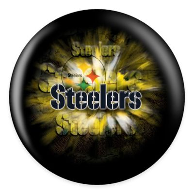 NFL Pittsburgh Steelers 14 lb. Bowling Ball