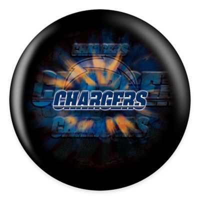 NFL San Diego Chargers 15 lb. Bowling Ball