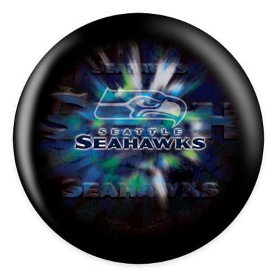 NFL Seattle Seahawks 8 lb. Bowling Ball