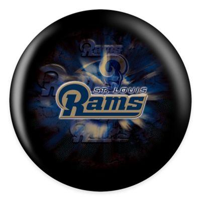 NFL St. Louis Rams 10 lb. Bowling Ball