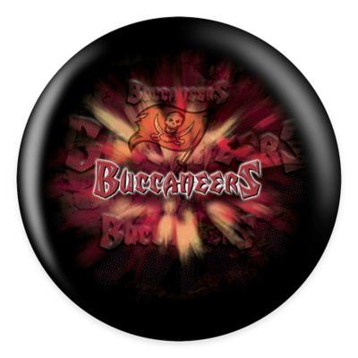 NFL Tampa Bay Buccaneers 15 lb. Bowling Ball