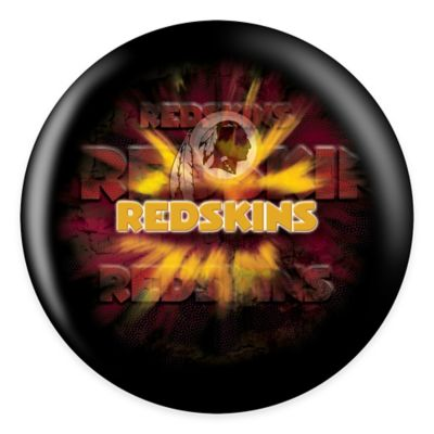 NFL Washington Redskins 16 lb. Bowling Ball