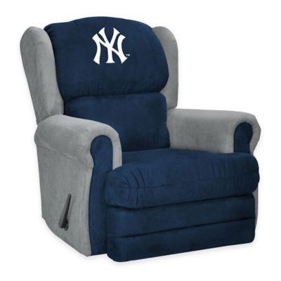 MLB New York Yankees Coach Recliner