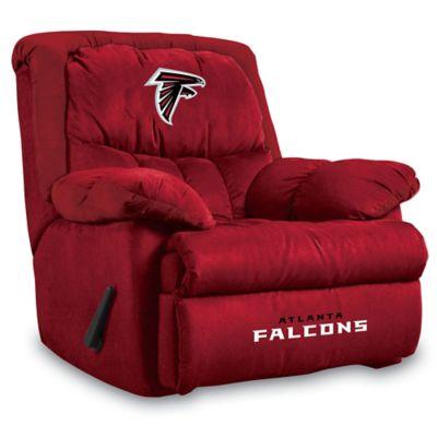 NFL Atlanta Falcons Microfiber Home Team Recliner