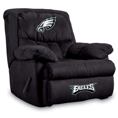 NFL Philadelphia Eagles Microfiber Home Team Recliner