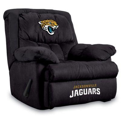 NFL Jacksonville Jaguars Microfiber Home Team Recliner