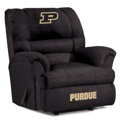 Purdue University Big Daddy Microfiber Recliner