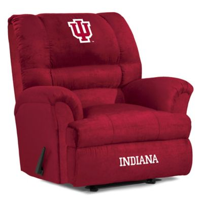 Indiana University Big Daddy Microfiber Recliner