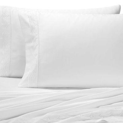 White Lace Sheets