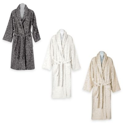 Absorbent Cotton Shower Robe