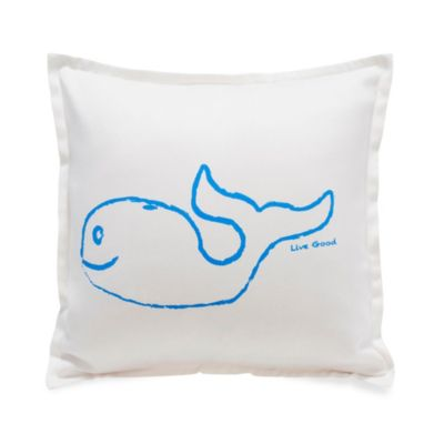 Live Good Species Pillow