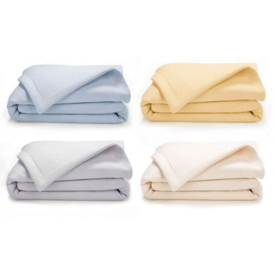 Live Good™ Organic Supima® Cotton Baby Blanket in Stone Blue