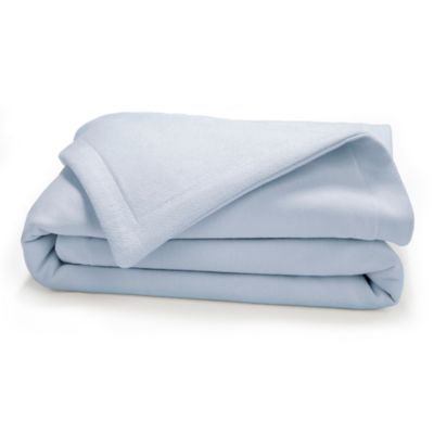 Live Good™ Organic Supima® Cotton Baby Blanket in Stone Blue