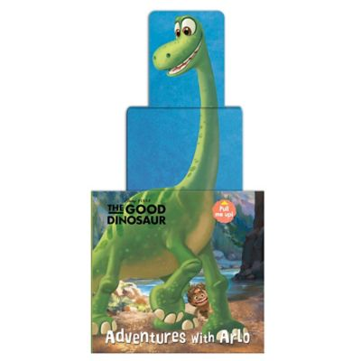 """The Good Dinosaur:"" A Spot for Arlo by Lori Froeb"