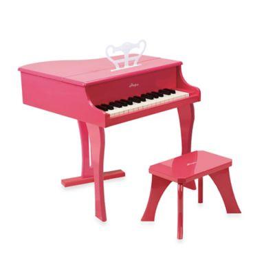 Hape Happy Grand Piano in Pink