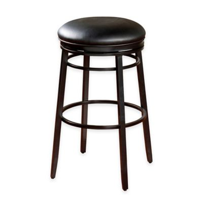 American Heritage Silvano Counter Stool in Black