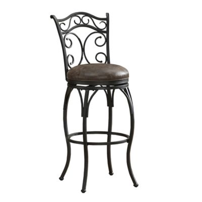 American Heritage Solana Counter Stool in Graphite