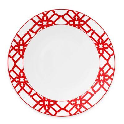 B by Brandie™ Truman Dinner Plate in Red