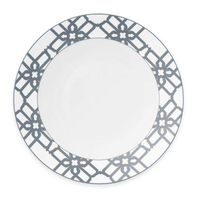 B by Brandie™ Truman Dinner Plate in Grey