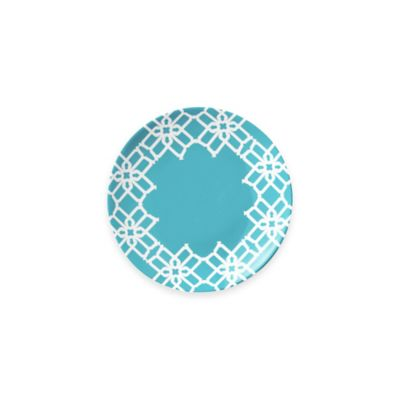 B by Brandie™ Truman Bread and Butter Plate in Turquoise