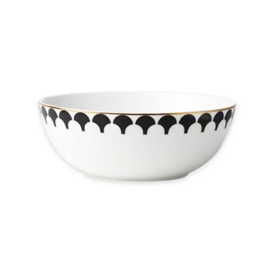 B by Brandie™ Grande Zelda Small Bowl in Black/Gold