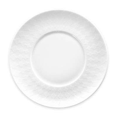 B by Brandie™ Grande Zelda Saucer in White