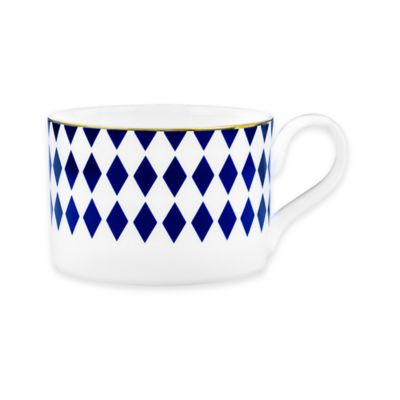 B by Brandie™ Grande Hutton Teacup in Navy/Gold