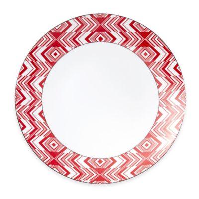 B by Brandie™ Eva Dinner Plate in Red