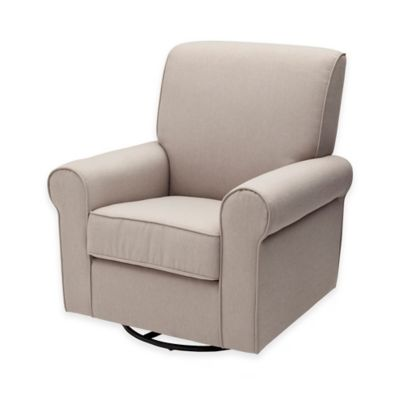 Delta™ Avery Glider in Taupe