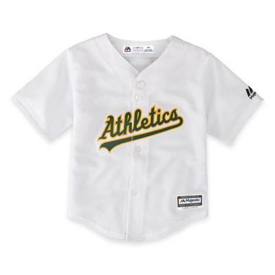 MLB Oakland Athletics Newborn Replica Jersey