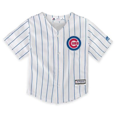 Chicago Cubs Jersey Back