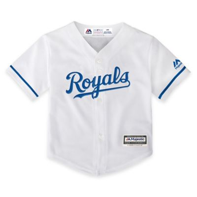 MLB Kansas City Royals Newborn Replica Jersey
