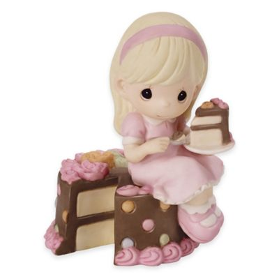 Precious Moments® Have Your Cake and Eat it Too Figurine