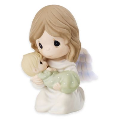 Precious Moments® Safe in the Arms of an Angel Figurine