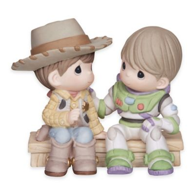 Precious Moments® You've Got a Friend Buzz and Woody Figurine