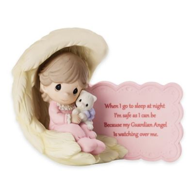 Precious Moments® My Guardian Angel Girl in Wing Figurine