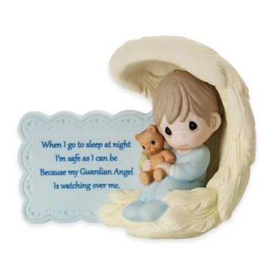Precious Moments® My Guardian Angel Boy in Wing Figurine