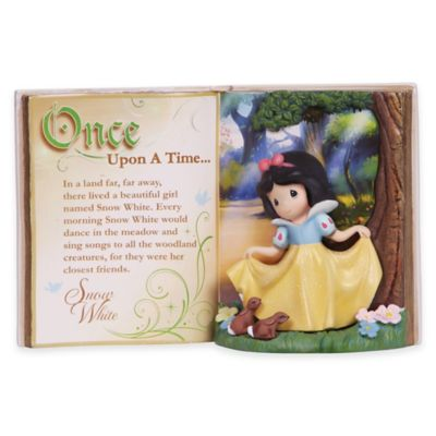 Precious Moments® Storybook Snow White Plaque